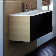 Double Basin Vanity Units For Bathroom by Mereway Oakland Designer Wall Hung Double Basin Bathroom Vanity