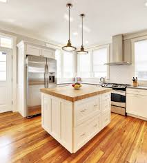 chicago butcher block countertop kitchen traditional with north