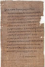 writing parchment paper papyrus lg jpg