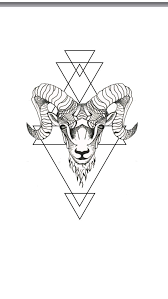 best 25 aries tattoos ideas on pinterest aries constellation