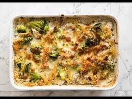 cuisiner brocoli casserole de poulet et de brocolis pour un soir où tu n as pas