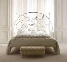 fer forgé chambre coucher design interieur chambre à coucher adulte lit fer forge elements