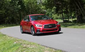 2018 infiniti q50 first drive review car and driver