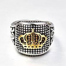 mens crown rings images King crown ring ebay jpg
