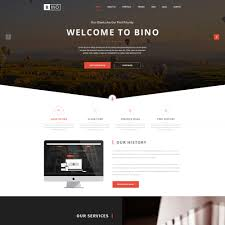 23 free one page psd web templates in 2017 colorlib