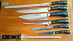 wusthof kitchen knives best knives set for pit masters warning wusthof classic ikon