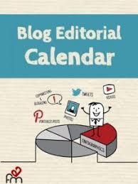 calendar template for content marketers fandom marketing