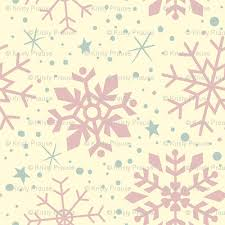 shabby chic pink christmas snowflakes wallpaper kristykate