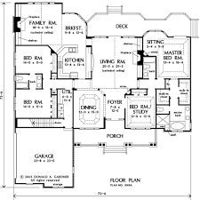 The G443 14 X 20 X 10 Garage Plan Free House Plan by Home Plan The Edgewater By Donald A Gardner Architects