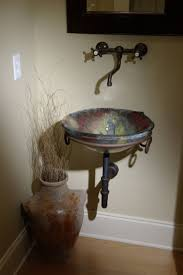Small Bathroom Sinks Best 20 Eclectic Bathroom Sinks Ideas On Pinterest Eclectic