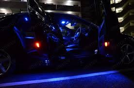customize led interior lights for any car w 12 smd led panel light