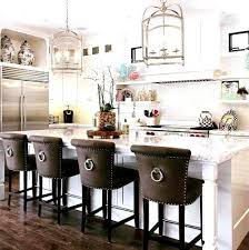 kitchen breakfast island fascinating faux leather kitchen breakfast bar stool ideas ideas