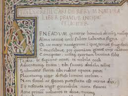 lucretius wikipedia