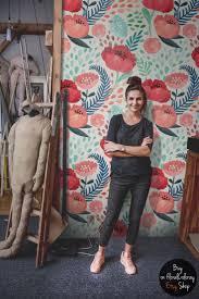 14 best wall mural ideas images on pinterest mural ideas diy vintage poppy flower wallpaper nursery wallpaper vintage wall art peel and stick wall mural watercolor 52