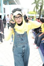 Halloween Minion Halloween Costume Awesome 18 Hijabi Halloween Costume Ideas Images