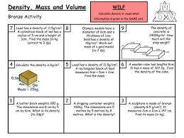all worksheets volume and mass worksheets printable worksheets