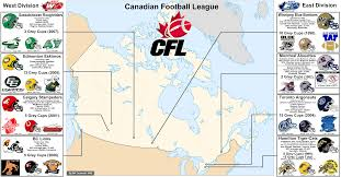 my guide to the cfl canadian football canadian football league