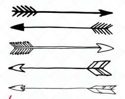 arrow svg etsy