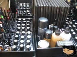 Makeup Vanity Storage Ideas Inexpensive Vanity And Makeup Storage Solutions Youtube