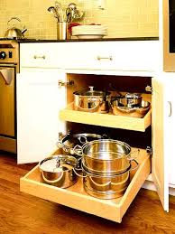 Kitchen Sliding Shelves by Best 20 Cabinet Drawers Ideas On Pinterest Kitchen Drawers