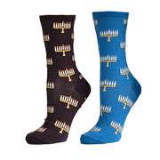 chanukah socks hanukkah socks menorah dreidel socks
