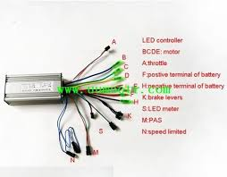 electric bike controller wiring diagram in addition electric motor