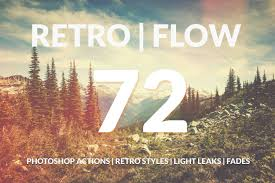 light leak photoshop action retro photoshop actions light leaks get 10 free actions youtube