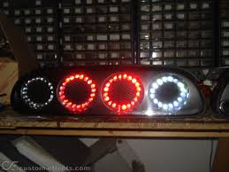 custom led tail lights custom effects led solutions surrey bc canada