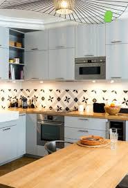 cr馘ence cuisine carreaux de ciment inou credence design cuisine carreaux ciment cuisine tag carreau