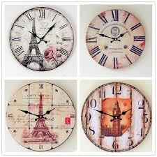 Compare Prices On Wall Watch For Kitchen Home Decor Online by Compare Prices On Wood Digital Wall Watch Online Shopping Buy Low