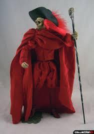 Phantom Opera Halloween Costumes Masque Red Death