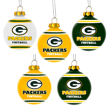 forever collectibles green bay packers 5 pack shatterproof