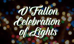 celebration of lights o fallon mo o fallon celebration of lights december 15 mount carmel senior