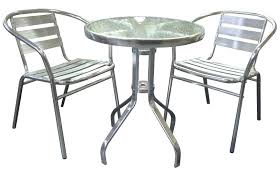 Aluminium Bistro Chairs Aluminum Patio Furniture Internetunblock Us Internetunblock Us