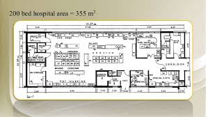 floor plan of hospital hospital design