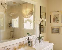 Bathroom Mirror Frame Ideas Splendid Mirror Frame Ideas Bathroom Traditional With Wall Sconces