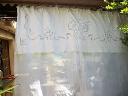 brise bise coeur voilage organdi on decoration d interieur moderne brise bise 45 x