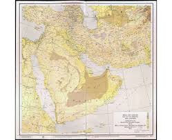 Middle East Map Countries by Maps Of Iran Detailed Map Of Iran In English Tourist Map