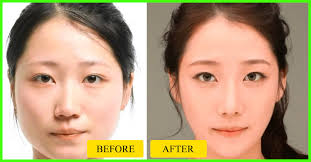 how to make a double chin look less noticable eith hair 12 yoga exercises for slimming your face