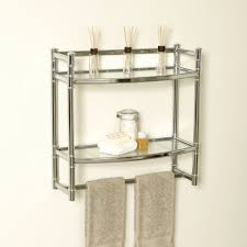 Bathroom Chrome Shelves Luxury Chrome Bathroom Shelves For Towels Chrome Bathroom Shelves