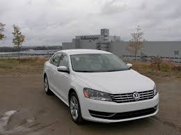 white volkswagen passat interior the factory or bust in the 2013 volkswagen passat tdi factory