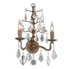 Zara Wall Sconce Sienna Wall Sconces By Troy Lighting Getting Fancy Pinterest