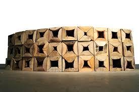 modular unit honorable mention timber waste modular unit architect magazine