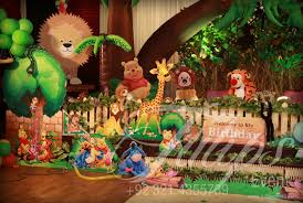 jungle themed birthday party disney jungle themed birthday party planner in lahore pakistan