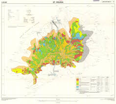 Surrey England Map by The Soil Maps Of Africa Display Maps
