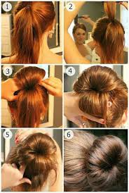 howtododoughnut plait in hair the 25 best donut bun ideas on pinterest hair donut styles