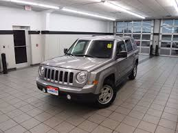 green jeep patriot 2016 used jeep patriot fwd 4dr sport at landers alfa romeo fiat