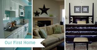 how to decorate my new home bold and modern before amp after how a