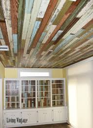 Beadboard Walls And Ceiling by Our Beadboard Installation Project In Bryan Living Vintage