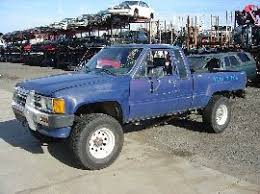 toyota truck dealers 87 toyota truck used parts rancho toyota truck parts